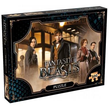 500  - Fantastic Beasts