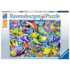 Ravensburger  500  - Underwater world