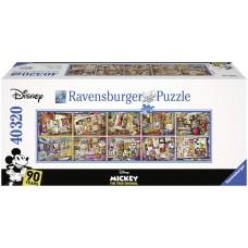 Пъзел Ravensburger от 40 320 части - Магията на Мини Маус