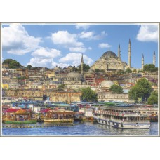Gold Puzzle  1000  - Istanbul