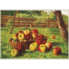 Gold Puzzle  500  - Picking apples