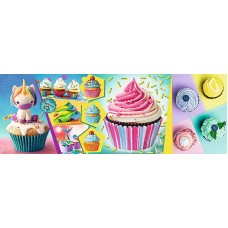 Trefl 1000 - Colorful cupcakes