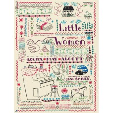 New York Puzzle 500 - Little woman