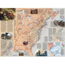 New York Puzzle 1000 - The American Revolution
