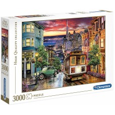 Clementoni  3000 - San Francisco