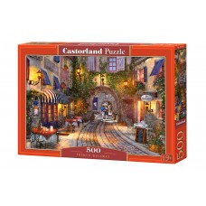 Castorland 500 - French alley