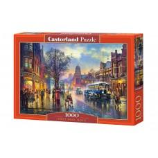 Castorland  1000  - Abbey Street 1930