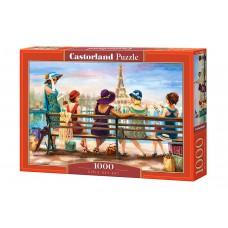 Castorland 1000  - Girl's Day