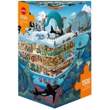 Heye 1500 - Fun in the submarine, Julie Josterli