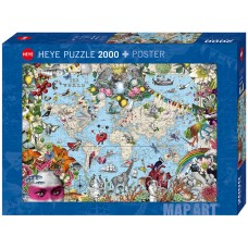 Heye 2000 - A bizarre world