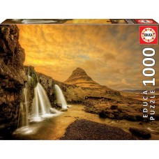 Educa 1000 - Kirkjufellsfoss waterfall, Iceland
