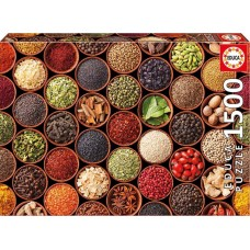Educa 1500 - Herbs and spices