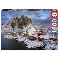 Educa 1500 - Lotofen Islands, Norway
