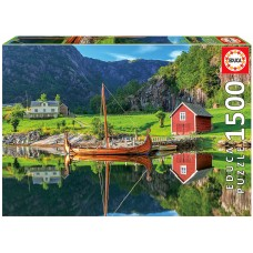 Educa 1500 - Viking ship