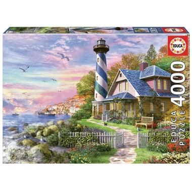 Educa 4000 - The Rock Bay Lighthouse