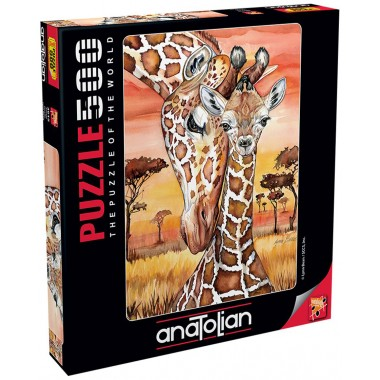 Anatolian  500  - Giraffe