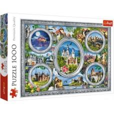 Trefl 1000 - Castles around the world