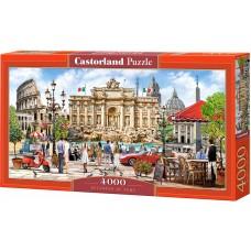 Castorland 4000 - The splendor of Rome, Richard McNeill