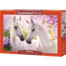 Castorland 1000 - Romance between horses