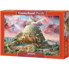Castorland 3000 - The Tower of Babel