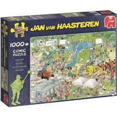 Jumbo 1000 - Film set, Jan van Haasteren