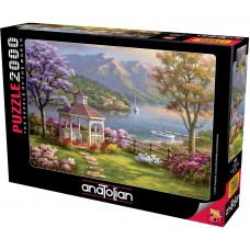 Anatolian 2000 - Escape by the crystal lake