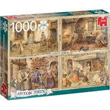 Jumbo 1000 - 19th Century Bakers, Anton Peak