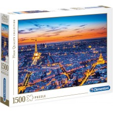 Clementoni 1500 - View of Paris
