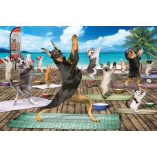 Eurographics 500 XL - Yoga for dogs and cats