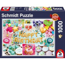 Schmidt 1000 - happy Birthday