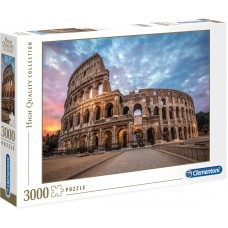 Clementoni 3000 - The Colosseum at sunrise