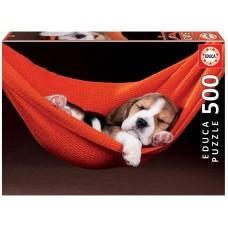 Educa 500 - Dog nap