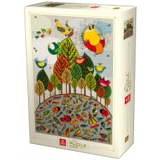Deico Games 1000 - Birds and insects