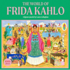 Galison 1000 - The world of Frida Kahlo
