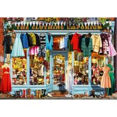 Bluebird 1000 - Clothing store, Gary Walton