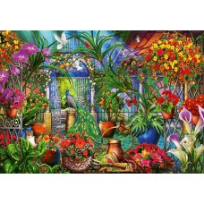 Bluebird 1000 -  Tropical green house, Ciro Marchetti