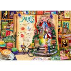 Bluebird 1000 -  Life is an open book, Paris, Amy Stewart