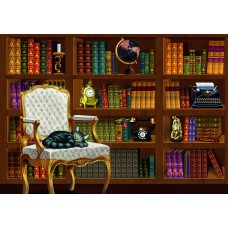Bluebird 1000 -  Vintage Library, Matthew Martin