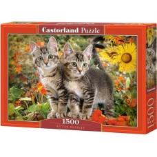 Castorland 1500 - Kittens friends