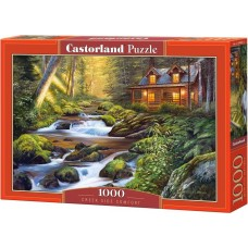 Castorland 1000 - On the river bank, Dalen Lambson