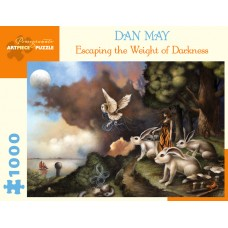 Pomegranate 1000 - Escape from the darkness, Dan May