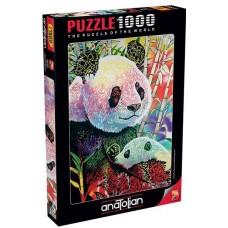 Anatolian 1000 - Colorful panda
