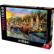 Anatolian 1500 - Port lights
