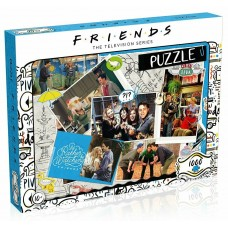 Winning Moves 1000 - Friends, album