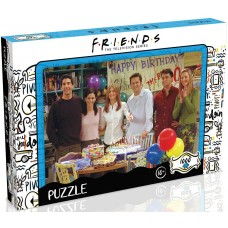 Winning Moves 1000 - Friends, birthday