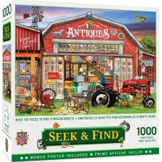 Master Pieces 1000 - Antique shop