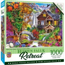 Master Pieces 1000 - Autumn forest