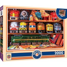 Master Pieces 2000 - Collection of trains