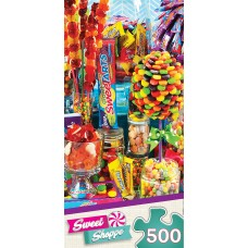 Master Pieces 500 - The kingdom of candy