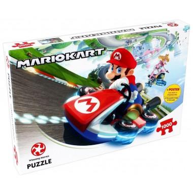 Winning Moves 1000 - Super Mario, racer